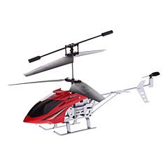 E-VOL 2 canaux hélicoptère à télécommande (Rouge)