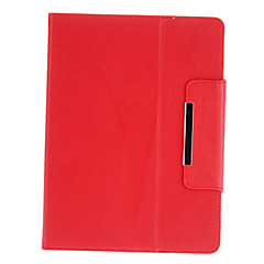 Universal Protectiove Case with Stand for 9.7 Inch Tablet(Red)