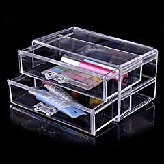 Cosmetics Storage Toilet Műanyag Több funkciós / Környezetkímélő / Utazás / Ajándék