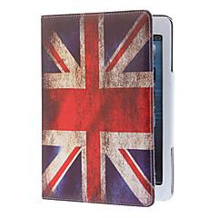 Retro-Stil der Union Jack-Muster-Fall für iPad mini 3, iPad mini 2, iPad mini