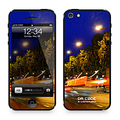 "Da-Code ™ Skin für iPhone 4/4S: ""Champs Elysee Verkehr"" (City Series)"
