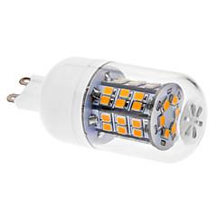 6W E14 / G9 / GU10 / E26/E27 LED Corn Lights T 46 SMD 2835 520-550 lm Warm White / Cool White AC 220-240 V