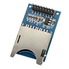 cititor de card SD soclu Slot pentru modul (pentru Arduino) mcu