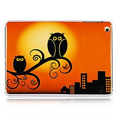 skumringen ugle plast tilbage tilfældet for iPad Mini 3, iPad Mini 2, iPad Mini