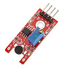 Modulo sensore di suono vocale microfono per (per arduino)