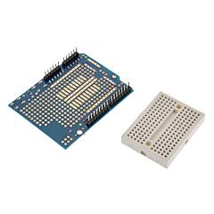 prototype bouclier Protoshield w / mini planche à pain pour (pour Arduino)