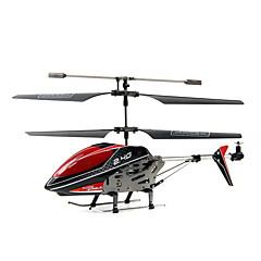 자이로 컴퍼스를 가진 2.4G의 3.5CH 금속 헬기 (분류 된 색깔)