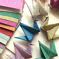 Flash Powder Papercranes Origami Matériaux (12 Pieces)