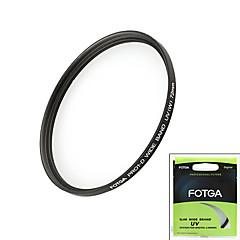 fotga® 72mm pro1-d uv mince ultra-violet de filtre lentille de protection ultra pour canon / nikon
