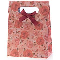 Lureme cheio de rosas caixa de papel