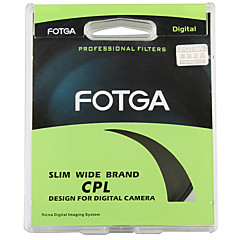 Fotga Pro1-D 43mm Ultra Slim Multi-Coated Filtre polarisant circulaire Cpl objectif