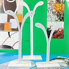 Set of 3 Modern Abstract Trees Jewelry Racks