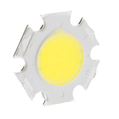 DIY 5W 420-500LM 300mA 6000K Cool White Light Integrated LED-module (15-17V)
