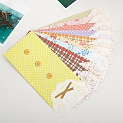 Vêtements modèle Enveloppes 5 PCS (couleur aléatoire)