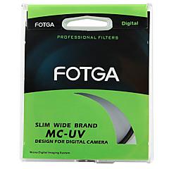 Fotga 72Mm Ultra Slim Pro10 Mc Multi-Coated Filtre UV Ultra-Violet protecteur d'objectif