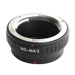 EMOLUX Minolta MD MC obiectiv pentru Micro 4/3 Adaptor E-P1 E-P2 E-P3 G1 GF1 GH1 GH2 G3 G2 GF2 GF3