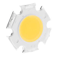 DIY 3W 250-300LM 300mA 3000K Warm White Light integreret LED-modul (9-11V)
