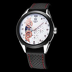 orologio meccanico Carica automatica Banda Bianco blu navy