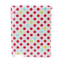Dot Design Hard Back Case / Cover for iPad2/3/4