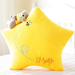 υπέροχο σχήμα καρτούν αστέρι καινοτομία μαξιλάρι