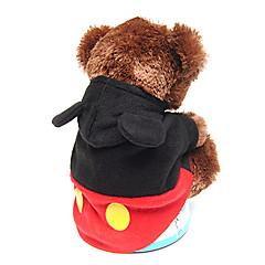 jumpsuits micky lindo con capucha para mascotas perros