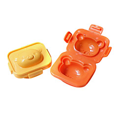Cute Cartoon Bear Mold for Egg/Biscuit/Cake/Jelly