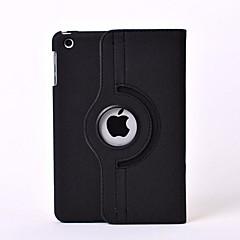 kierto kuitu nahkakotelo auto uni iPad mini 3, ipad mini 2, iPad Mini