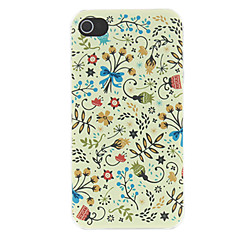 Special Cartoon Decorative Designed Pattern Matte Designed PC Hard Case for iPhone 4/4S