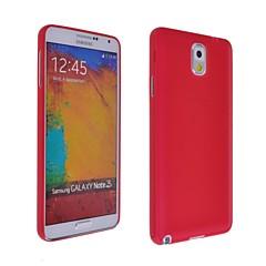 Ultra Thin Himmeä Pehmeä suojakotelo Samsung Galaxy Note 3 (Assorted Colors)