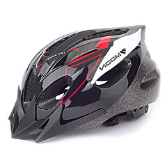 MOON Unisex Bike Helmet 16 Vents Cycling Cycling Mountain Cycling Road Cycling Recreational Cycling S:52-55CM EPS PVC
