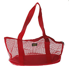 Sac de transport Nylon Portable Rouge