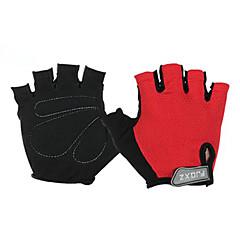 FJQXZ® Sports Gloves Men's / Unisex Cycling Gloves Spring / Summer / Autumn/Fall Bike Gloves Fingerless Gloves Cycling Gloves/Bike Gloves