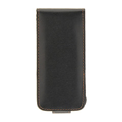 Virar Case de proteção magnética para iPhone 5 com slot para cartão