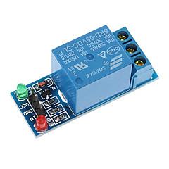 Kék KF301 Blokk vevőegység Brand New 5V 1 csatornás relé modul relé bővítőkártya