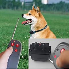 4 em 1 pet treinamento vibra e cão choque elétrico de controle remoto colar 150m