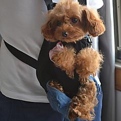 ventilar portátil jaula neta frente bolsa mochila para mascotas perros