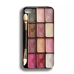 Elonbo J2O Beautiful Eye Shadow Hard Back Case Cover for iPhone 4/4S