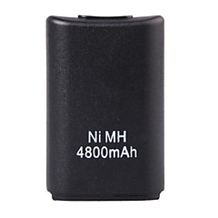 Rechargeable 4800mAh Battery for Xbox 360 Controller