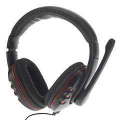 5 in 1 Wired Headphone for PS4 (Black)