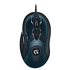 g400s logitech / cable presice 4000dpi ratón óptico del juego (MX518 versión mejorada) G400 (color al azar)