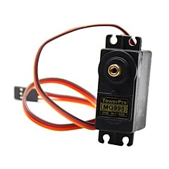MG995 Tower Pro Servo Gear for R / C Car / Plane / Helikopter