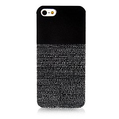 White Point Padrão Soft Case de silicone para iPhone5/5s