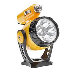 New Car Mini sigarettenner Magnetic Spot Light Vinkel-Adjutable