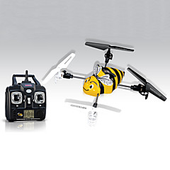 SYMA X1 RC Helicopter 4CH 2.4G Yellow Nylon Fiber