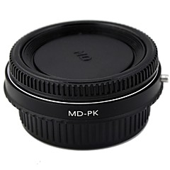 Minolta MD Lens to Pentax Camera Adapter Ring With Correction Of Glass And Infinity Focus