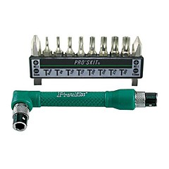 Pro'sKit 1PK-212  Twin Wrench Driver Set