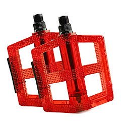 Bike Pedals Cycling/Bike / Mountain Bike/MTB / Road Bike Red Plastic