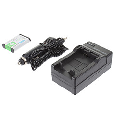 ismartdigi-Sony NP-BX1 (2pcs) 1240mah,3.7V Camera Battery+Car Charger for SONY RX100/RX100II/RX1/RX1R/GWP88E