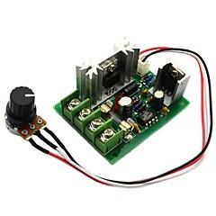JTRON 12V / 24V / 30V 120Wコントローラー/ CCM5 PWM DCモータースピードコントローラ·ヒューズ/ W