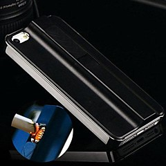 Electronic Rechargeable Cigarette Lighter Case for for iPhone 4/4S(Assorted Colors)